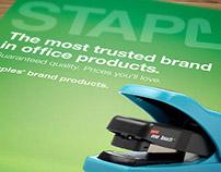 Staples Brand Marketing