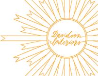 Davidson Interiors Branding