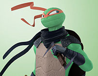 Mikey TMNT