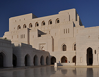 Royal Opera House and Galleria, Muscat, Oman, 2013