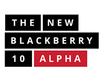 Blackberry 10 Alpha Icons