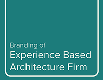 Branding of an experience based architecture firm