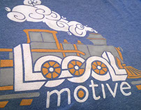 Local Motive Logo & T-Shirt Design