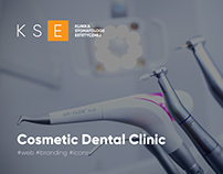 KSE - Cosmetic Dental Clinic #web #brand #icons