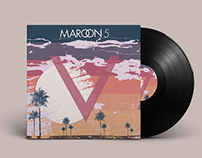 Maroon 5 Alternate Album Cover Contest