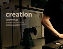 creation, Film