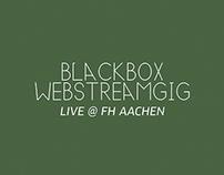 Blackbox Live @ FH Aachen, Konzert