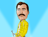 Freddie 68 B-Day