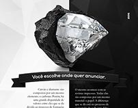 Anúncio de Revista - Revista Ventura