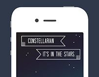 Constellarian - an App Concept