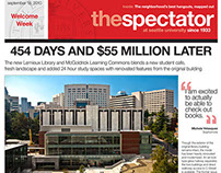 The Seattle University Spectator