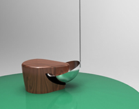 LADLE STAND (2012)