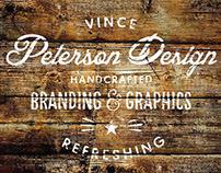 Vince Peterson Design: T-Shirts
