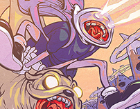 Adventure Time #19 Variant (Kaboom)