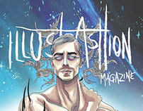 "ILLUSTRASHION MAGAZINE — ISSUE #0 ""MYTH"""