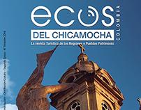 Revista Ecos del Chicamocha - Agosto de 2014