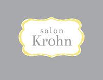Salon Krohn Branding Program