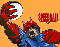 SpeedBall 2 Graphic