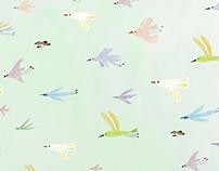 Birds Pattern !