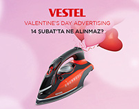 Vestel Valentine's Day Ad - 14 Şubat'ta Ne Alınmaz?