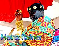 : Heinz Rainer - African cultures - perilous journeys