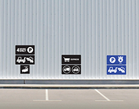 COV Signage Pictograms