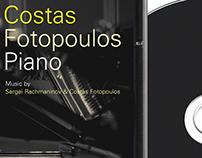 Costas Fotopoulos Piano
