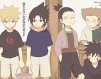 Naruto dongtai