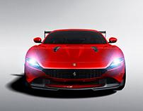 2020 Ferrari Roma Evo