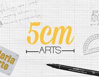 5cm Arts