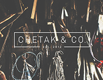 Chetak & Co. ReBrand
