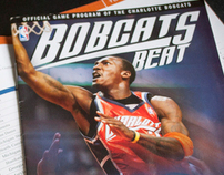 Charlotte Bobcats 2005-06 // Game Programs