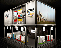 TekSignals - 3d Exhibition design, UAE, Dubai.