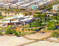 Qatar Coastal Master Plan