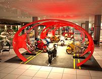 Yamaha & Suzuki - Showroom - UAE, Dubai.
