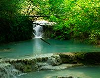 Krushuna Waterfalls, Bugaria, 2014