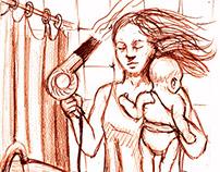 Diario Catarinense comics (Como Foi)
