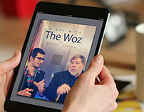 A Day with The Woz - eBook