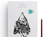 Illustrations/Fishes/Personal work