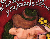El Cocinero,El Ladrón,Su Mujer y Su Amante.(Afiche)