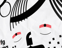 Cartaz - Trabalho Tipografia - UCDB