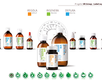 Progetto VR Group - Label supplements | 2016