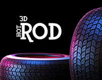 3D Hot Rod