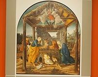 "Sandro Botticelli ""The Nativity"""