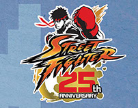 I am Street Fighter 25th Anniversary