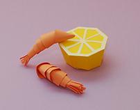 Sushi disaster