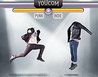 Batalha de Looks - Youcom