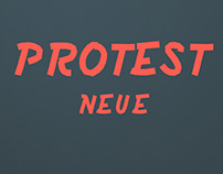 Protest Neue Font