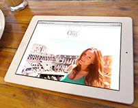 a-little-chic.com responsive website