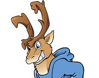 AWG mascot - Computer Illustrations